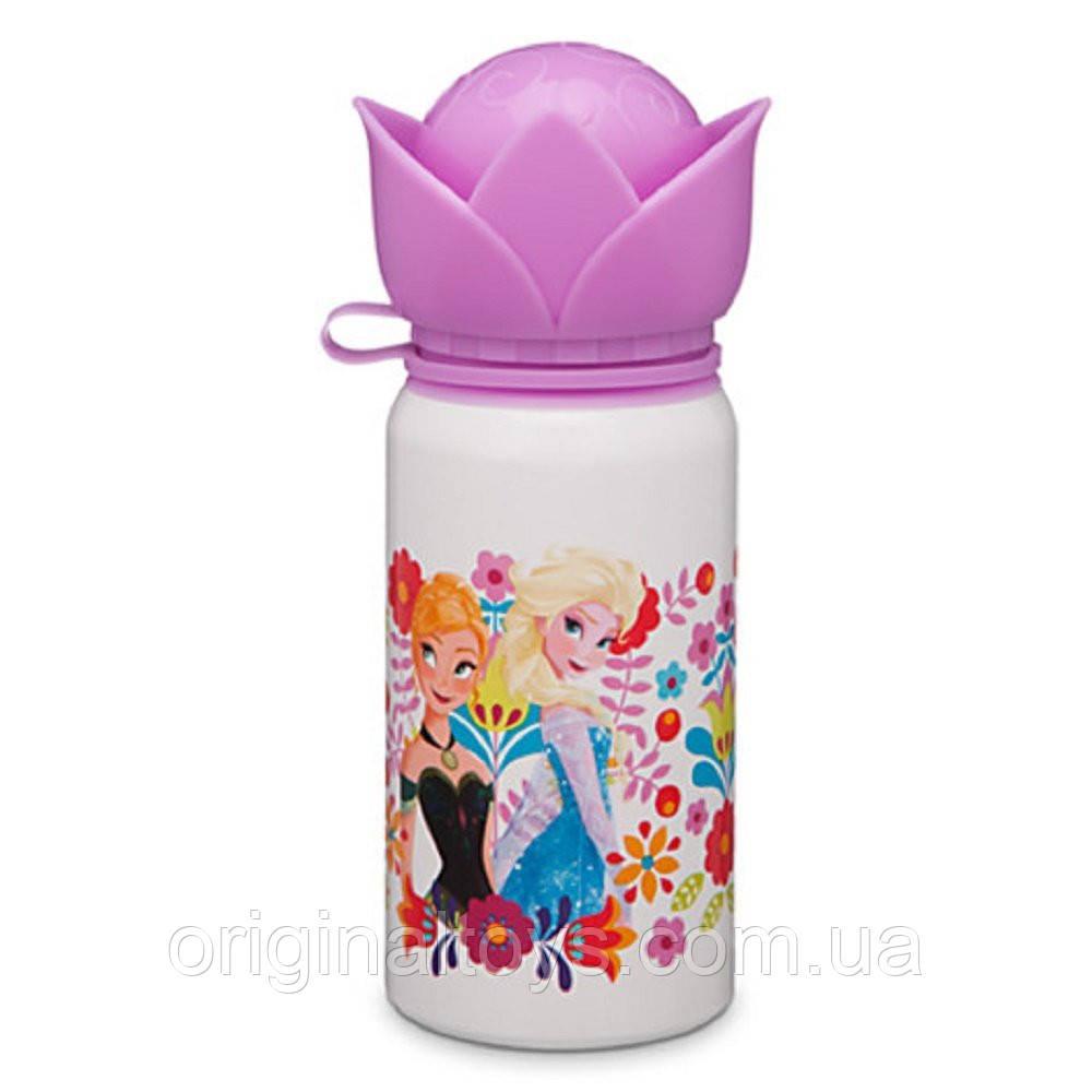 """Бутылочка для питья """"Анна и Эльза"""" Disney"""