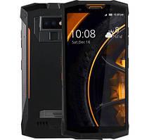 """Смартфон DOOGEE S80 6/64Gb Orange, 2sim, 10080mAh, IP69K, 12+5/16Мп, екран 5.99"""" IPS, 8 ядер, 4G"""