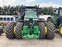 Трактор John Deere 8400R 2017 года, фото 1