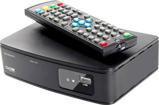 Спутниковые и DVB-T2 ресиверы, аксессуары
