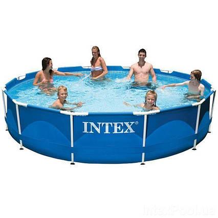 Каркасний басейн Intex 28210, 366 x 76 см