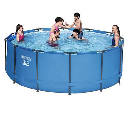 Каркасний басейн 5614S - 0, 366 х 122 см (чаша, каркас)