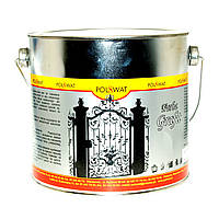 Краска графит по металлу Polswat 0,8 л