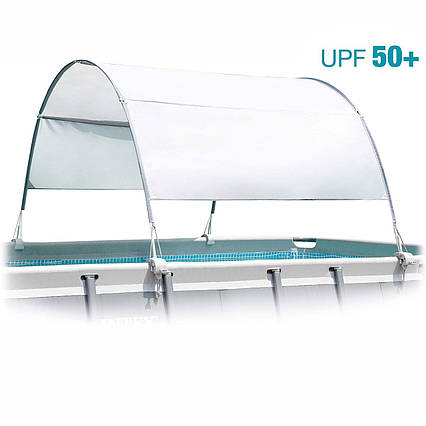 Тент-парасольку Intex 28054, навіс до басейнів