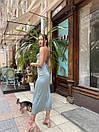 Сукня жіноча оливкова SVON P3045, фото 3