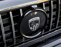 LUMMA emblem for Mercedes G-class W463A