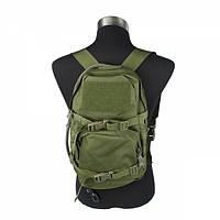 Рюкзак TMC Modular Assault Pack w 3L Hydration Bag OD, фото 1