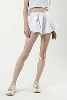 Шорти жіночі 'Party' білі. Жіночі стильні шорти білого кольору.