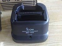 BC-137 зарядное ус-во для радиостанций ICOM, фото 1