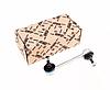 Стійка стабілізатора переднього ліва підсилена ORIJI Грейт Вол Вингл 3 Great Wall Wingle 3 2906300-K00-B1