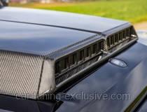 LUMMA bonnet extension for Mercedes G-class W463A