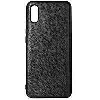 Накладка Miami Leather for Xiaomi Redmi 9A Black