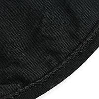 Маска многоразовая защитная тканевая хлопковая Black mask противовирусная FFP2 1000 штук Черный, фото 6