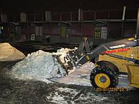 Механизированная уборка снега в Киеве и Киевской области