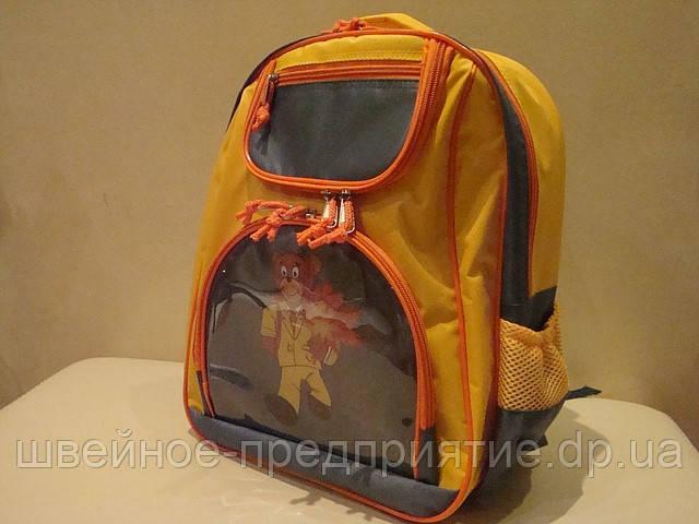 Пошив на заказ школьных рюкзаков, ранцев, портфелей, папок, кейсов