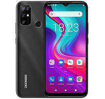 "Смартфон DOOGEE X96 PRO 4/64 BLACK, 2sim, 5400mAh, 13+2+2+2/8Мп, екран 5.52"" IPS, 8 ядер, 4G"