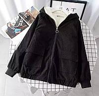 Куртка женская вельвет Размер: 42-44, 46-48, 50-52