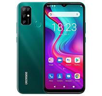 "Смартфон DOOGEE X96 PRO 4/64 Green, 2sim, 5400mAh, 13+2+2+2/8Мп, екран 5.52"" IPS, 8 ядер, 4G"
