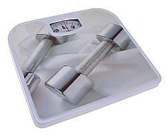 Весы напольные металлические механические.