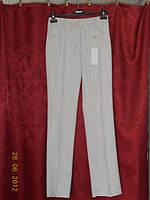 Легкие брюки в голубую полоску