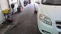 Модульное напольное покрытие для гаража