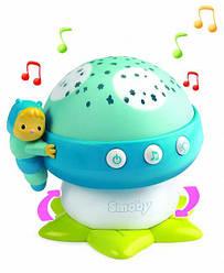 Музичний проектор Cotoons Smoby Toys Лісовий грибочок 110118