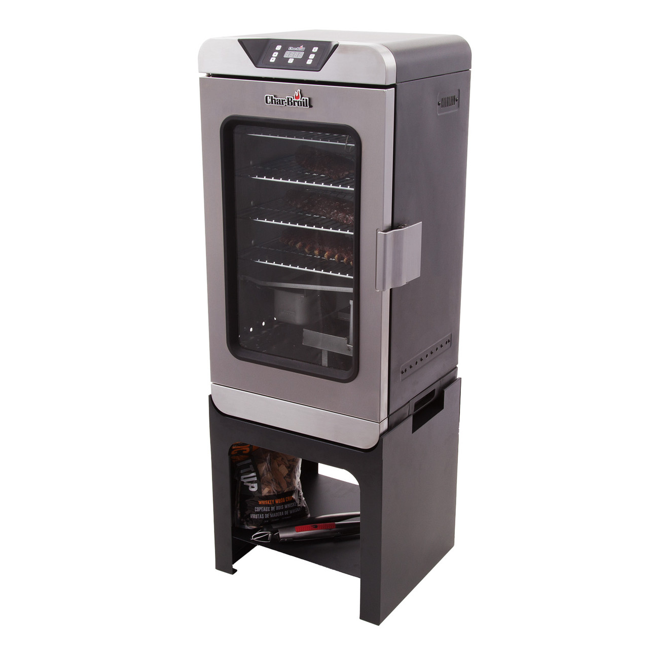 Подставка для электрической коптильни Char-Broil Deluxe Digital Electric Smoker