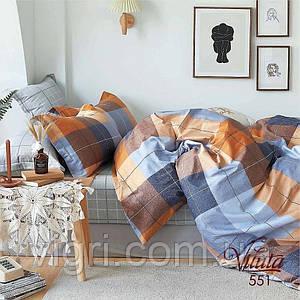 Постельное белье полуторка, сатин, Вилюта «Viluta» VS 551