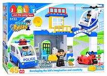 """Конструкторы JDLT """"Town Police"""""""