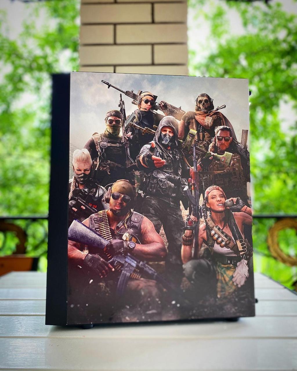 Ігровий ПК (комп'ютер) для Call of Duty: Warzone (Варзон) (Standart)