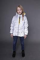 Подростковая демисезонная куртка на девочку 140-158 р, фото 1