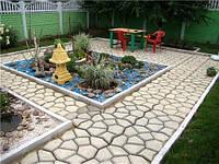 Форма для заливки садовой дорожки «Моя дорожка»