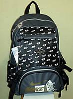 Рюкзак из искусственной кожи Nike, серый
