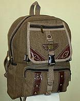Міцний зручний рюкзак Spare, коричневий