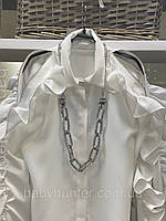 Блузи шкільні білі купити київ, фото 1