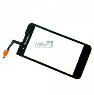 Сенсор LENOVO A2105 (оригинал), тач скрин для телефона смартфона, фото 2