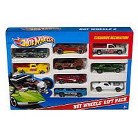 Набор машинок Хот Вилс 9 шт в ассорт (Hot Wheels 9-Car Gift Pack )