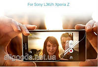 Пленка защитная 3 шт. на телефон Sony Xperia Z 6602