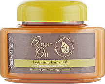 Маска для волосся з аргановою олією Xpel Marketing Argan Oil Hydrating Hair Mask 220 мл