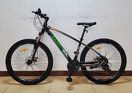 Велосипед спортивный с 27.5 дюймовыми колесами, Shimano 21 скорость, алюминиевая рама, Corso AirStream 80709