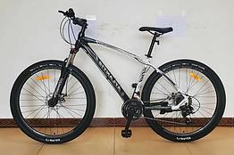 Велосипед спортивный с 29 дюймовыми колесами, Shimano 21 скорость, алюминиевая рама, Corso Atlantis 64503