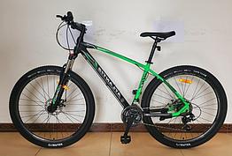 Велосипед спортивный с 29 дюймовыми колесами, Shimano 21 скорость, алюминиевая рама, Corso Atlantis 66000
