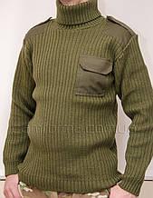 Формений в'язаний светр ОЛИВА (5 клас)