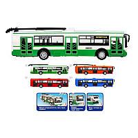 Інерційний тролейбус Play Smart 9690