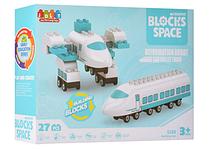 """Конструкторы JDLT """"Block Space"""""""