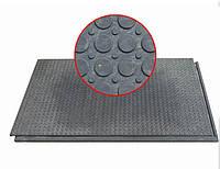 Пол в гараж - модульное напольное покрытие