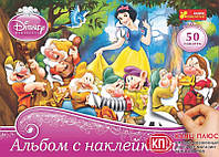 """Ранок Альбом с наклейками """"Принцесы №2"""" арт.4510-05"""