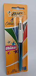 Шариковая ручка BIC 4 Colours Shine Blue