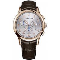 Швейцарський годинник Aerowatch LES GRANDES CLASSIQUES Chronograph 83966RO01