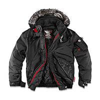 Куртка с капюшоном Dobermans Aggressive Dobermans v1 Black, фото 1